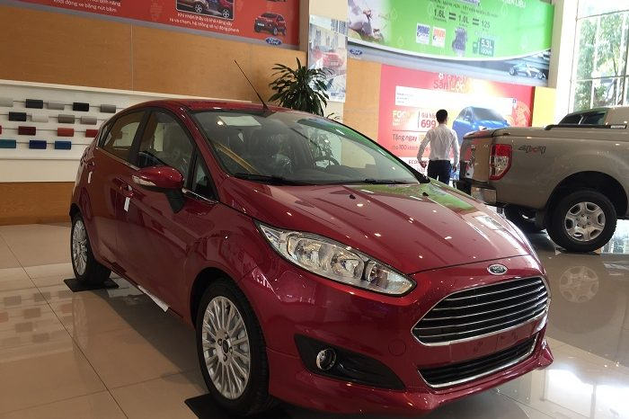 Fiesta 5 cửa 1.5L AT Sport full