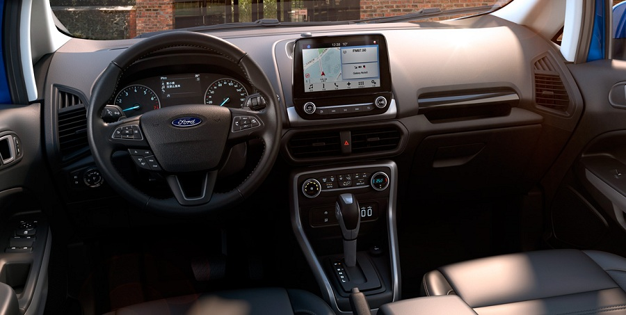 Nội Thất Ford EcoSport 2018 Mới