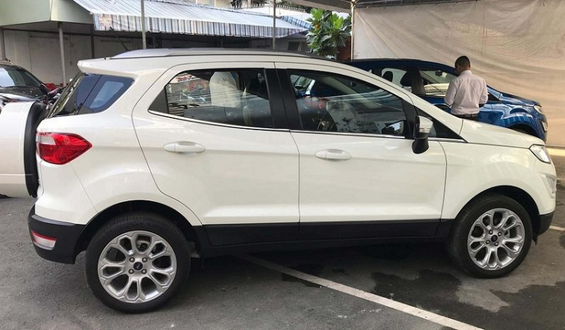 Ford EcoSport Ambiente 1.5L AT full