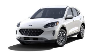 Ford Escape Ambiente Màu Trắng Ford Thăng Long